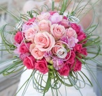Bridal bouquet dirty dancing 2
