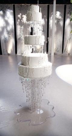 Sex and the city weddding cake