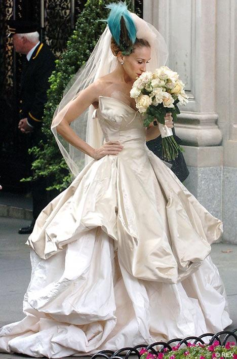 Carrie Bradshaw – We Do Dream Weddings!