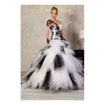 Bridal's dress