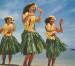 Hula Hula dancers