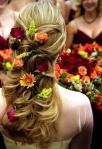 bride floral