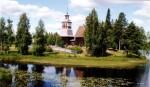 Petäjävesi church