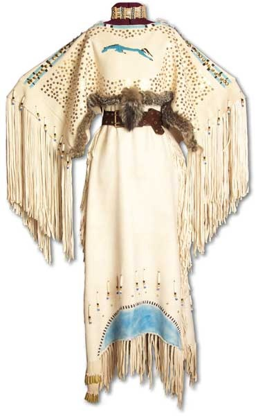 Original Ladies Pocahontas Native American Red Indian Wild West Women Fancy Dress Costume | EBay