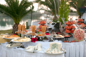 wedding-buffet