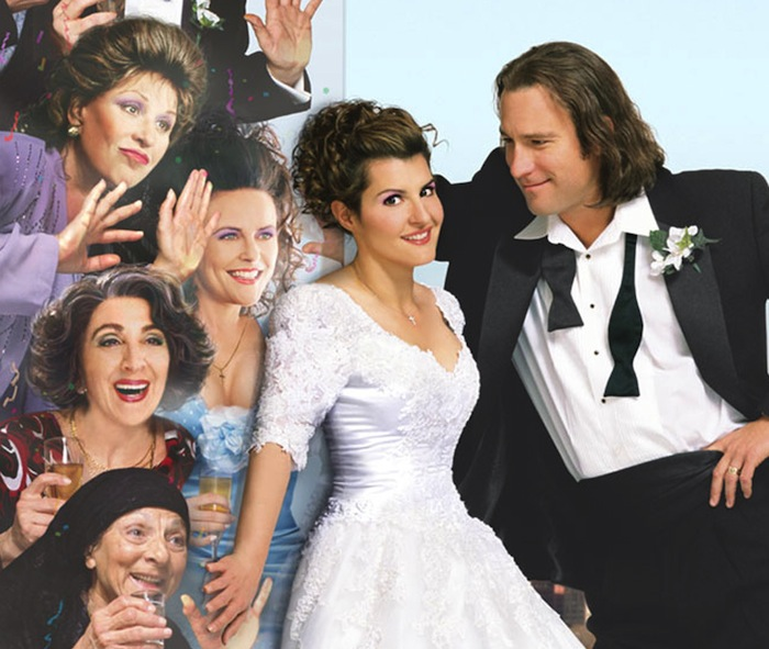 Film Review My Big Fat Greek Wedding 2002 We Do Dream Weddings