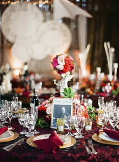 Burgundy Wedding Theme We Do Dream Weddings