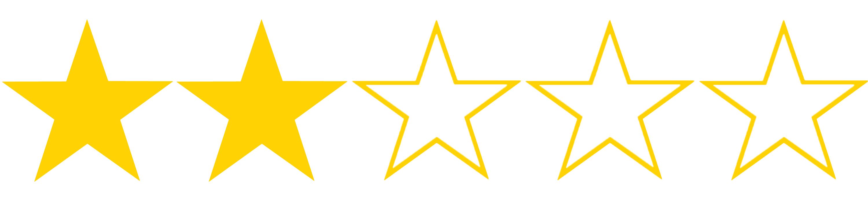 Image result for 2 stars
