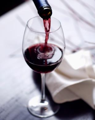 Red Vintage Wine 97