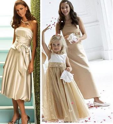 gold-bridesmaid-dress-1