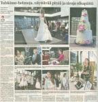 Uusimaa newspaper page 2