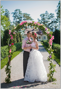 Special Evengt wedding arch